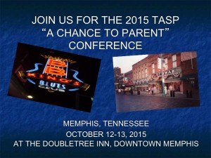 Join us for the TASP Conference 2015