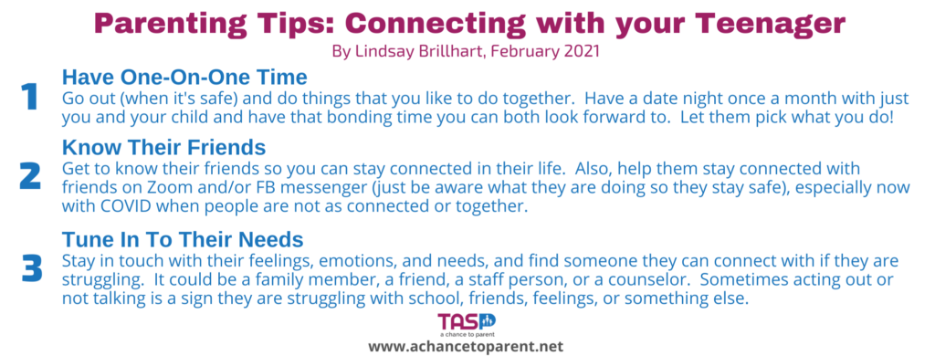 White Horizontal Parenting Tips February